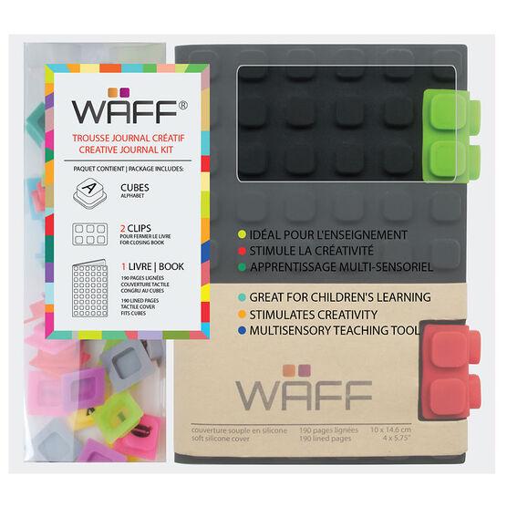 WAFF Combo Journal - Black