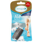 Amope Pedi Perfect Diamond Crystals Roller Head Refills - 2's