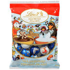 Lindor Mini Balls Assorted with Creamy Center - Milk Chocolate - 100g