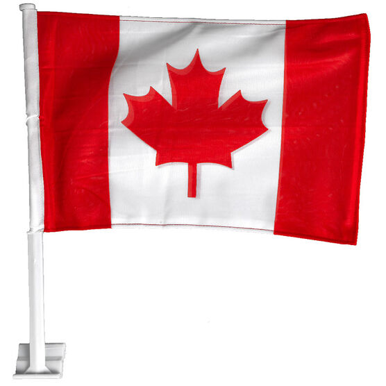 London Drugs Canada Car Flag - 12 x 8 inch