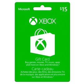 Xbox Gift Card - $15