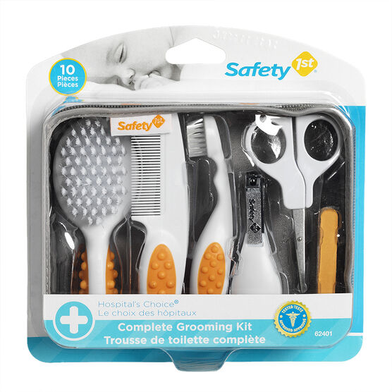 Safety 1st Grooming Set - 10 piece