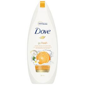 Dove Go Fresh Revitalize Body Wash - Mandarin and Tiare Flower - 354ml