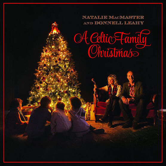 Natalie MacMaster and Donnell Leahy - A Celtic Family Christmas - CD