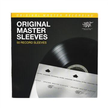 Mobile Fidelity Inner Record Sleeves - 50 Pack