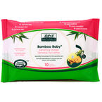 Bamboo Wipes - Sensitive - 10's