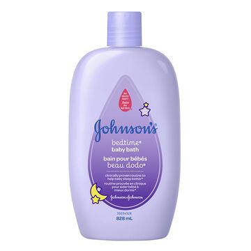 Johnson & Johnson Bedtime Bath - 828ml