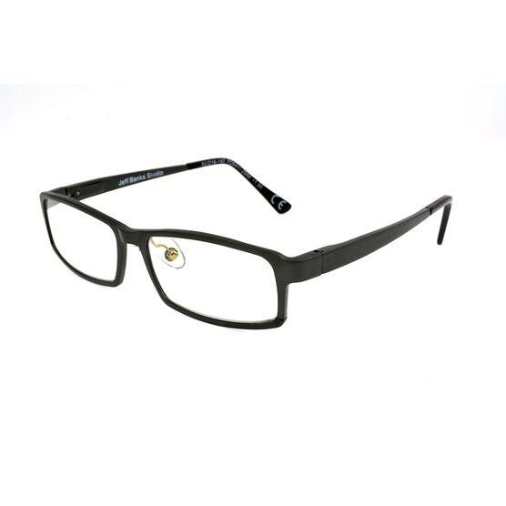 Foster Grant Clayton Reading Glasses - Gunmetal - 1.75