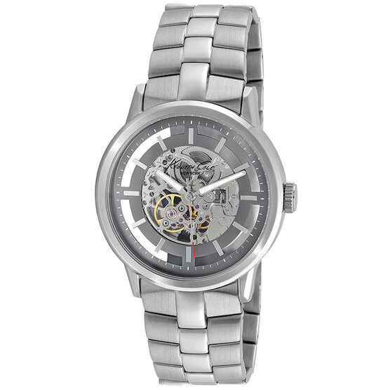 Kenneth Cole Automatic Watch - Silver - 10011576