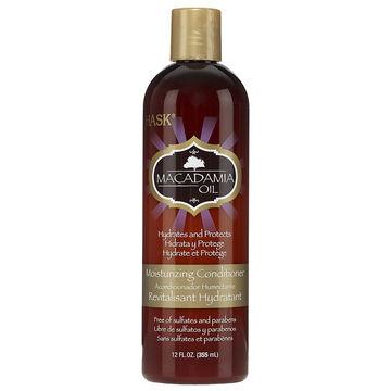 HASK Macadamia Oil Moisturizing Conditioner - 355ml