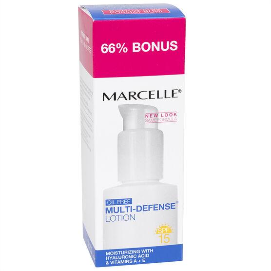Marcelle Multi-Defense Lotion - 200ml
