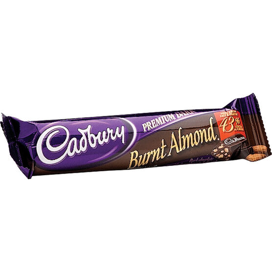 Cadbury Burnt Almond Bar - 42g