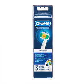 Oral-B Pro White Power Head Refills - 3 pack