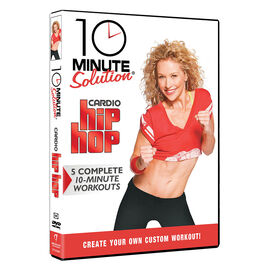 10 Minute Solution: Cardio Hip Hop - DVD