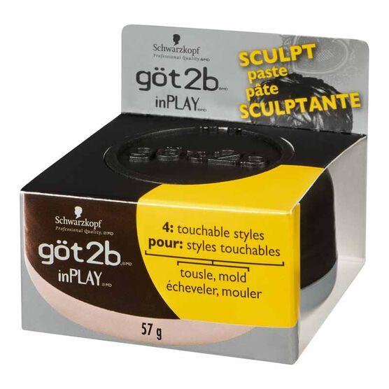 göt2b In Play Sculpting Paste - 57g