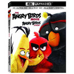 The Angry Birds Movie - 4K UHD Blu-ray + 3D Blu-ray