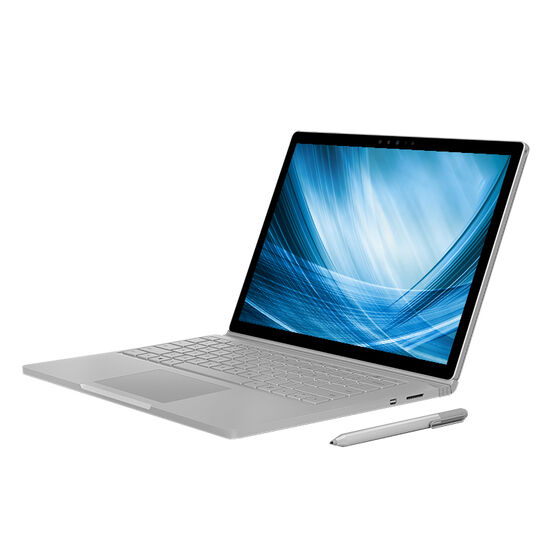 Microsoft Surface Book 128GB 13.5inch - Silver - CR9-00001