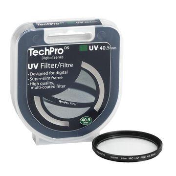 TechPro DS 40.5mm Multi-Coated UV Filter - FIMSMCBL45-CBDC