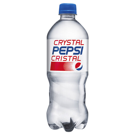 Pepsi Crystal - 591ml