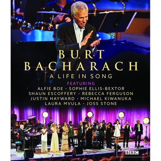 Burt Bacharach: A Life In Song - DVD