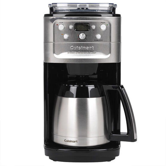 Cuisinart Grind & Brew Thermal Coffee Pot - DGB-900BC London Drugs