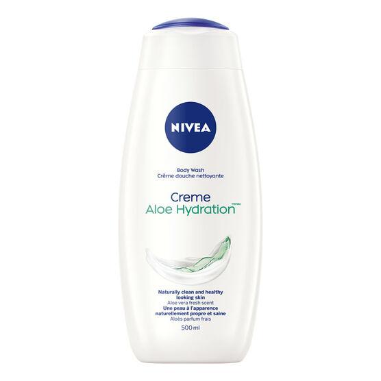 Nivea Free Time Shower Cream - 500ml