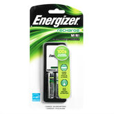 Energizer Rechargeable Mini Charger for AA and AAA - CH2PCWB2