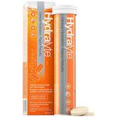 Hydralyte Effervescent Electrolyte Tablets - Orange - 20's