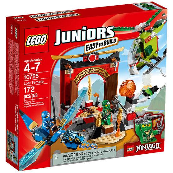 Lego Juniors - Lost Temple