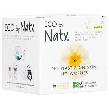 Naty Thin Sanitary Towels - Super - 13's