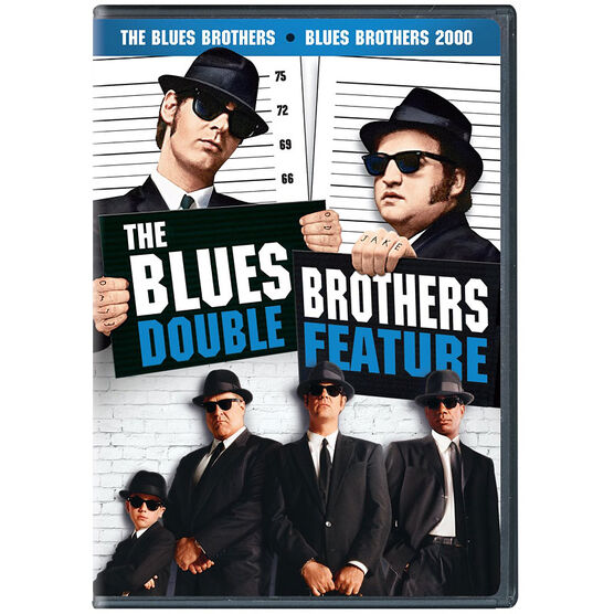 The Blues Brothers Double Feature - DVD