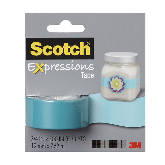 3M Scotch Expression Tape - Blue