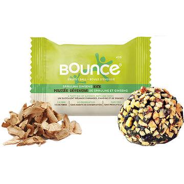 Bounce Energy Ball - Spirulina Ginseng Kick - 42g