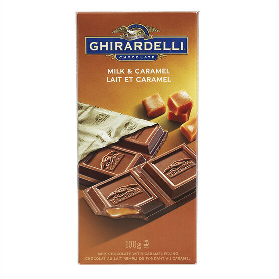Ghirardelli Milk Caramel - 100g