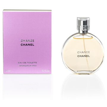 Chanel Chance Eau de Toilette Spray - 50ml - London Drugs