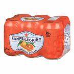 San Pellegrino - Aranciata Rossa - 6 x 330ml