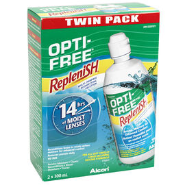Alcon Opti-Free Replenish Multi-Purpose Solution - 2 x 300ml