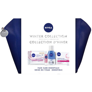 Nivea Winter Collection Face Care Essentials - 4 piece