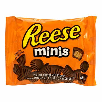Reese Peanut Butter Cups Minis - 43g