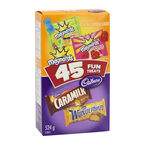 Cadbury Chocolate and Maynards Candy Fun Treats - Assorted - 45's
