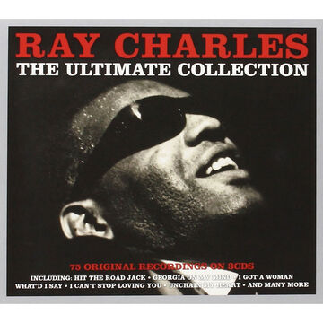 Ray Charles - The Ultimate Collection - 3 CD