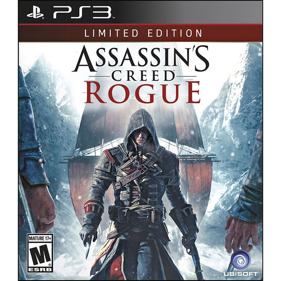 PS3 Assassins Creed Rogue: Limited Edition