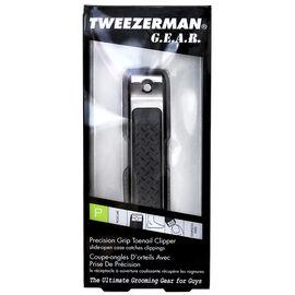 Tweezerman GEAR Precision Grip Toenail Clipper - 51581-MG