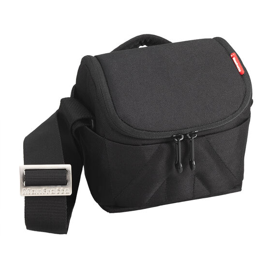 Manfrotto Amica 10 Shoulder Bag - Black - SV-SB-10BB