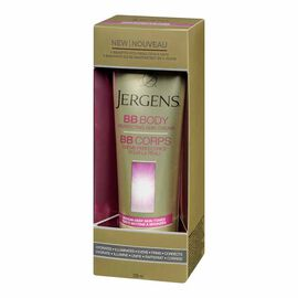 Jergens BB Body Perfecting Skin Cream - Medium-Deep Skin Tones-220ml