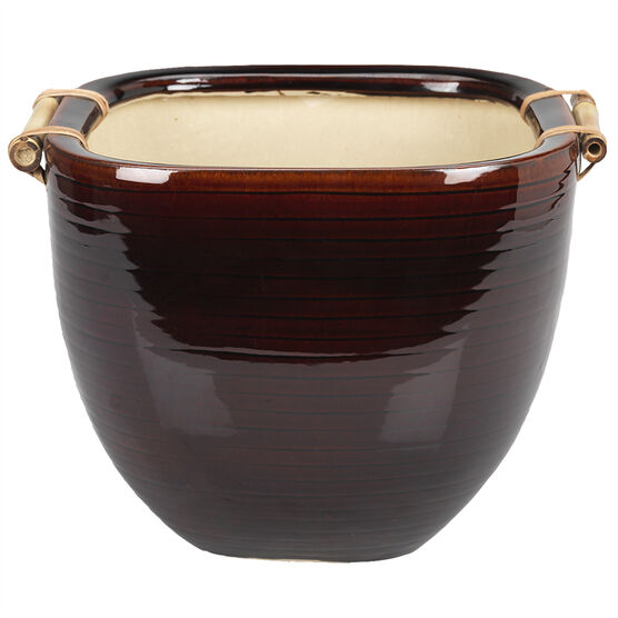 London Drugs Indoor Earthenware Glaze Pot