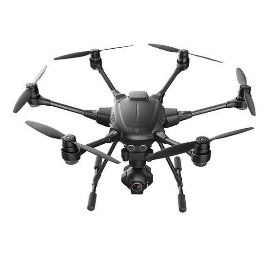 Yuneec Typhoon H Drone - Black - YUNTYHSCUS