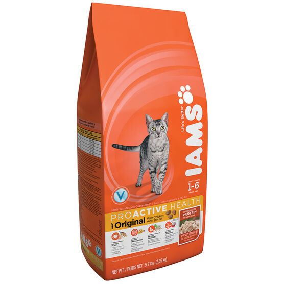 IAMS ProActive Health Adult Original with Chicken - 2.59kg