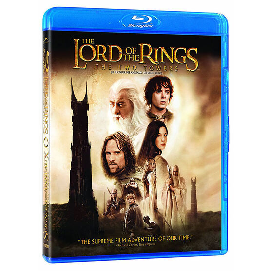 The Lord Of The Rings: The Two Towers - Blu-ray Disc