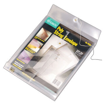 Globe-Weis Poly Top Loading Envelope - 9 x 12inch